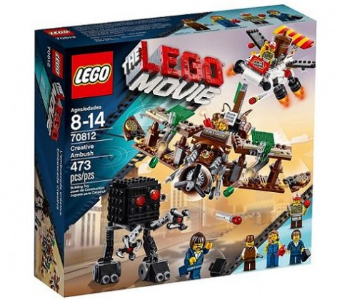 LEGO Movie 70812 Kreatywna pułapka