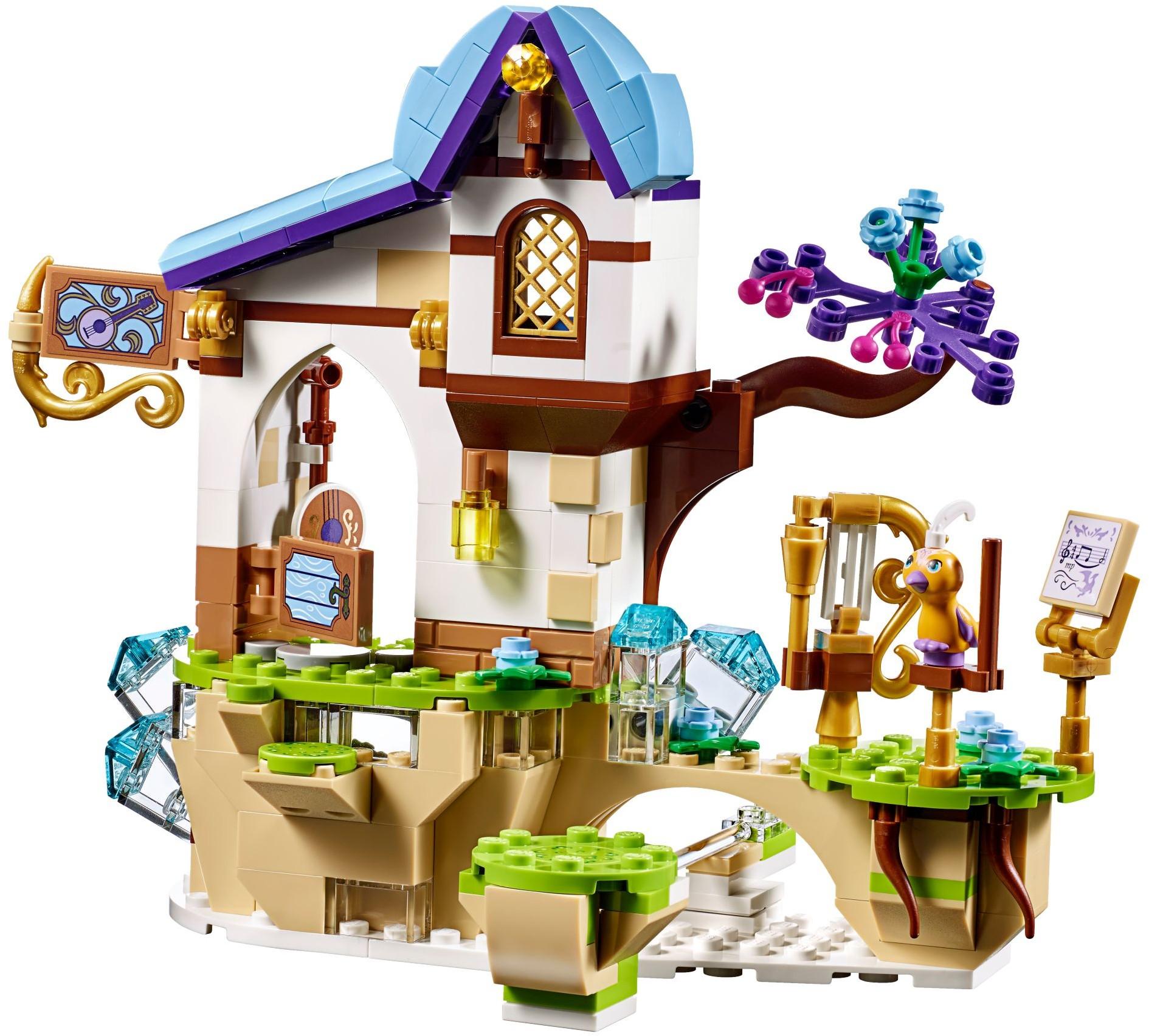 LEGO ® Elves 41193 Aira i pieśń smoka wiatru