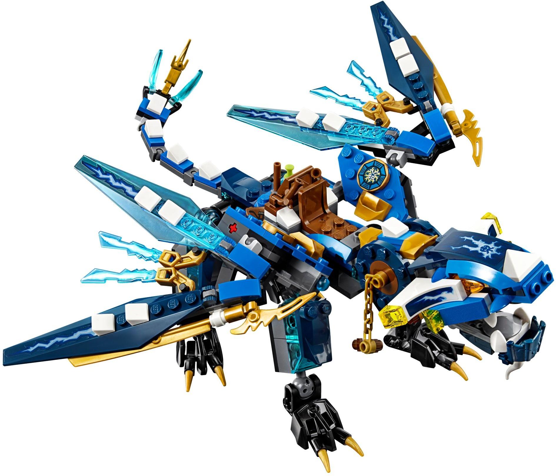 Lego 70602 Ninjago Smok Jaya Worldtoys Pl