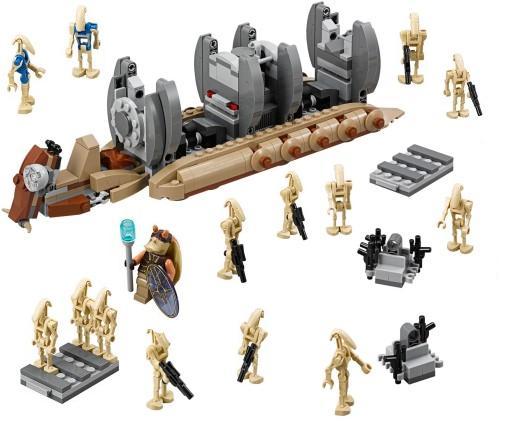LEGO 75086 Star Wars Battle Droid Troop Carrier- worldtoys.pl