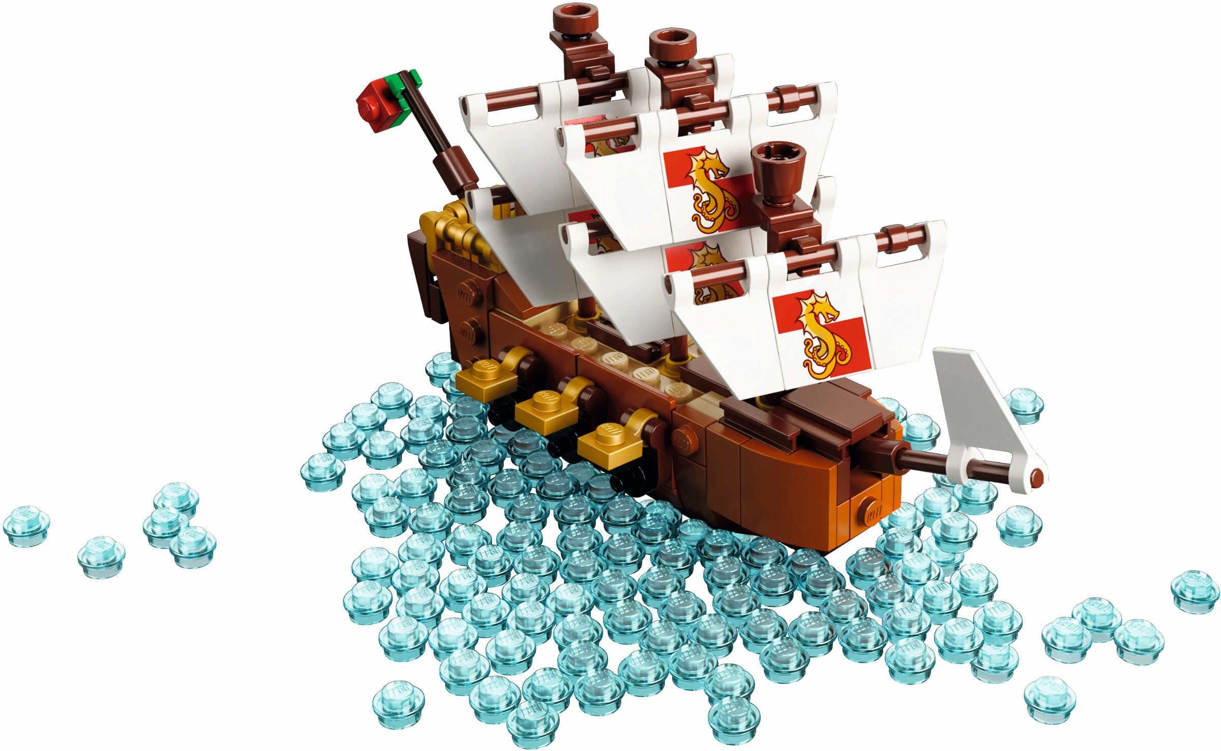 LEGO ® 21313 Ideas  Statek  w butelce