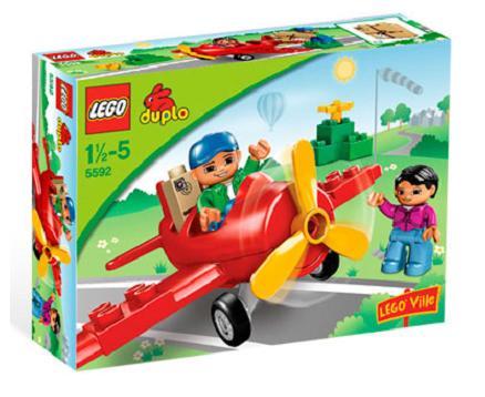 Lego Duplo 5592 Pierwszy Samolot Worldtoyspl