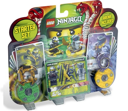 Ogromnie LEGO Ninjago 9579 Zestaw startowy.- worldtoys.pl FY12