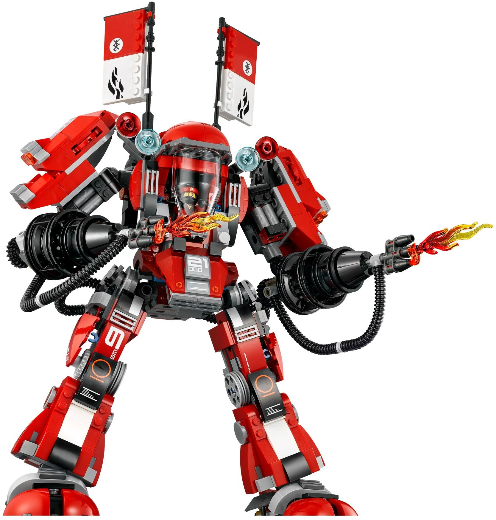 Lego 70615 Ninjago Movie Ognisty Robot Worldtoyspl
