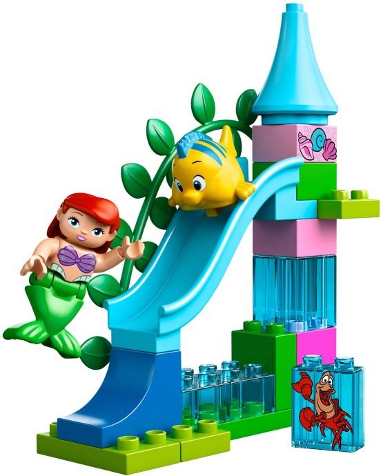 Lego 10515 Duplo Podwodny Zamek Arielki Worldtoyspl