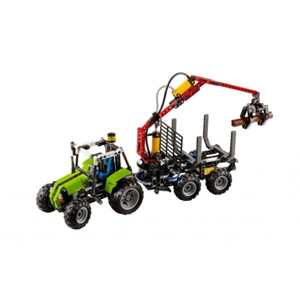 Lego Technic 8049 Traktor Z ładowarką Worldtoyspl