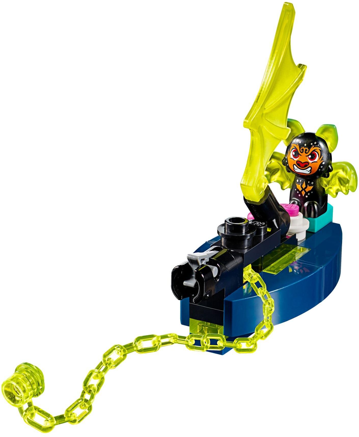 LEGO ® Elves 41191 Naida i zasadzka na żółwia wody