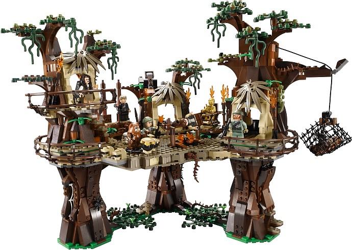 Lego 10236 Star Wars Wioska Ewok Worldtoyspl