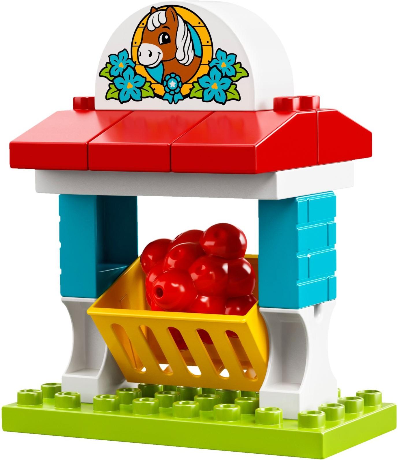 Lego 10868 Stajnia Z Kucykami Worldtoyspl