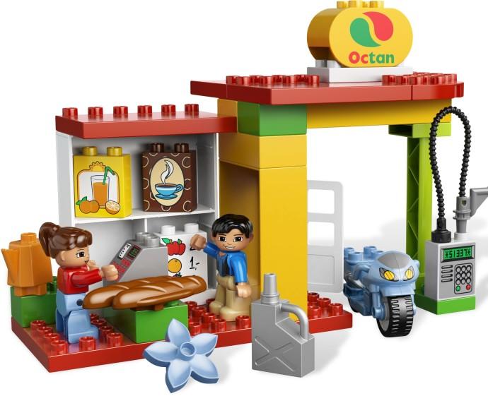 Lego 6171 Duplo Stacja Paliw Worldtoyspl