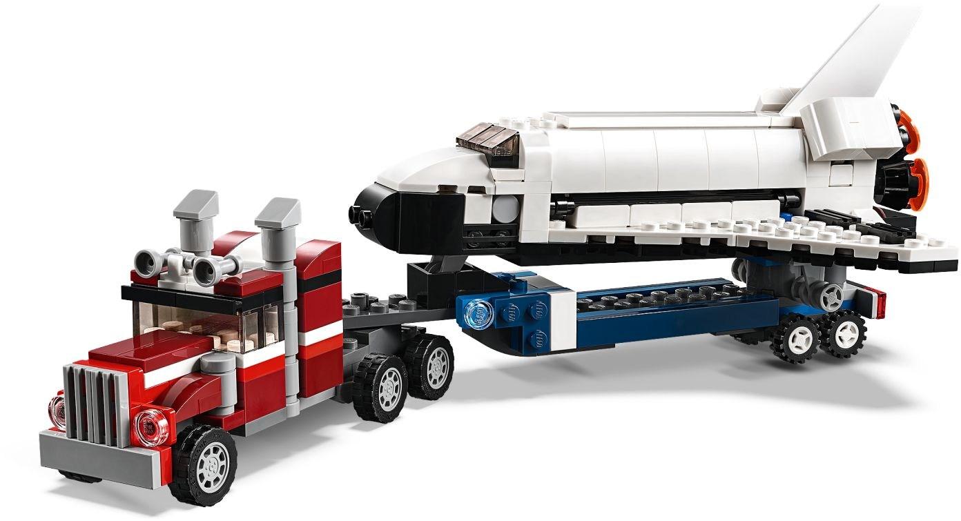Lego 31091 Creator Transporter Promu Worldtoyspl