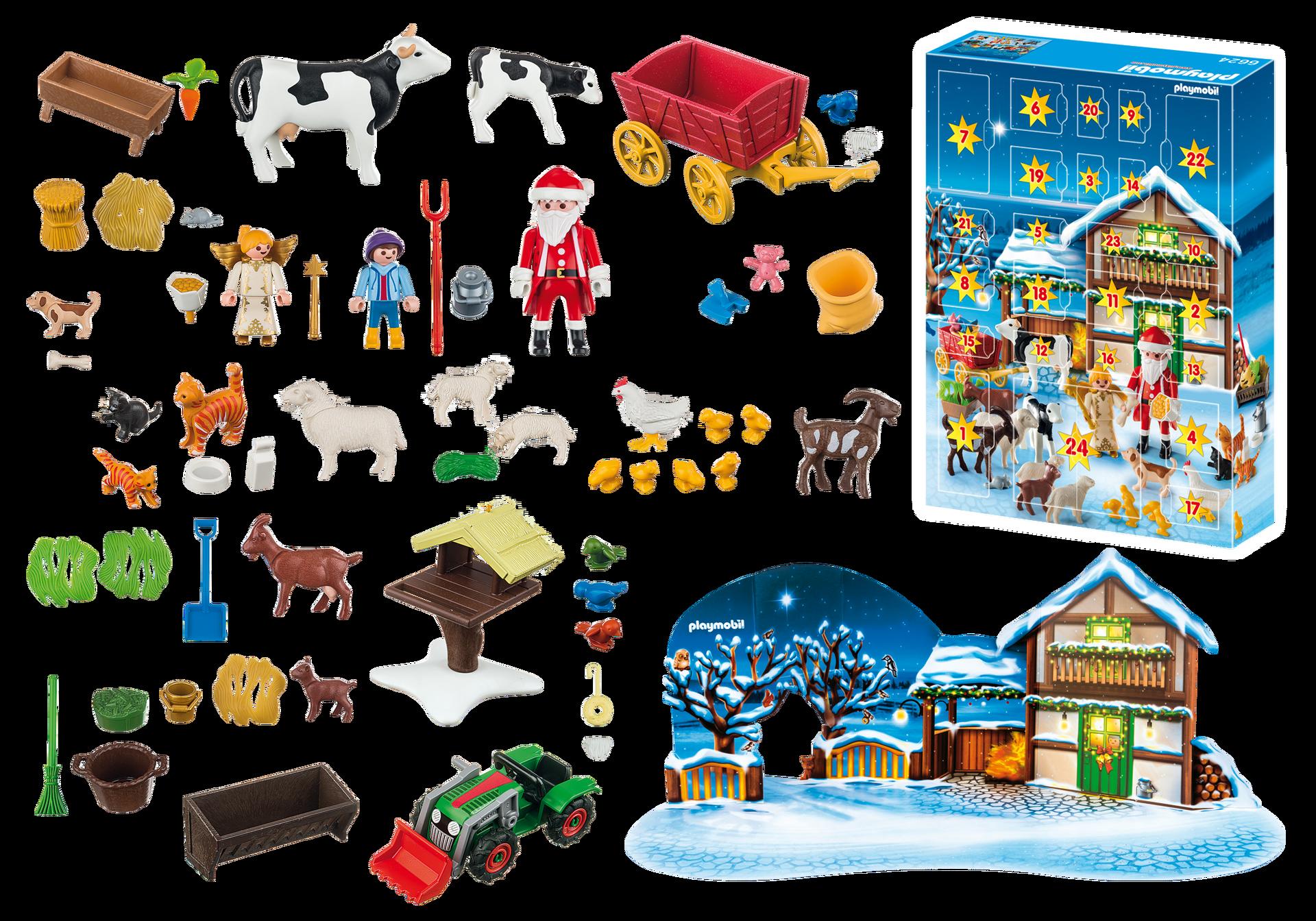 Playmobil Christmas Tree