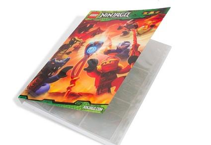Ogromnie LEGO Ninjago 853410 klaser na karty.- worldtoys.pl ZT38