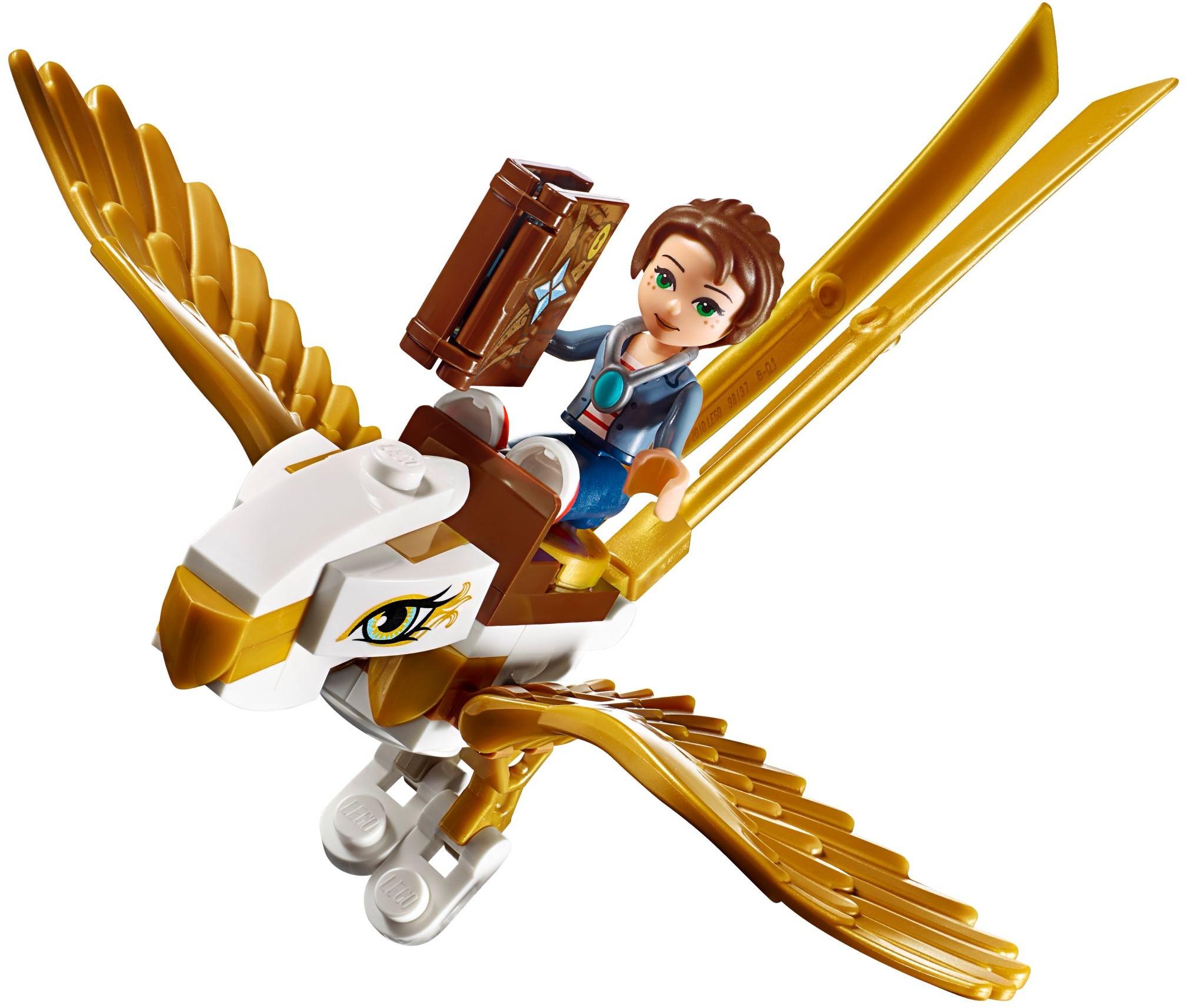 LEGO ® Elves 41190 Emily Jones i ucieczka orła