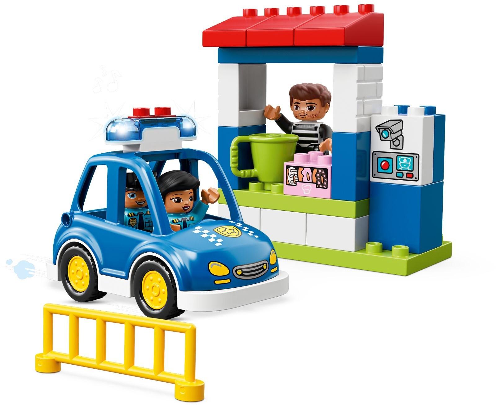 Lego Duplo 10902 Posterunek Policji Worldtoyspl