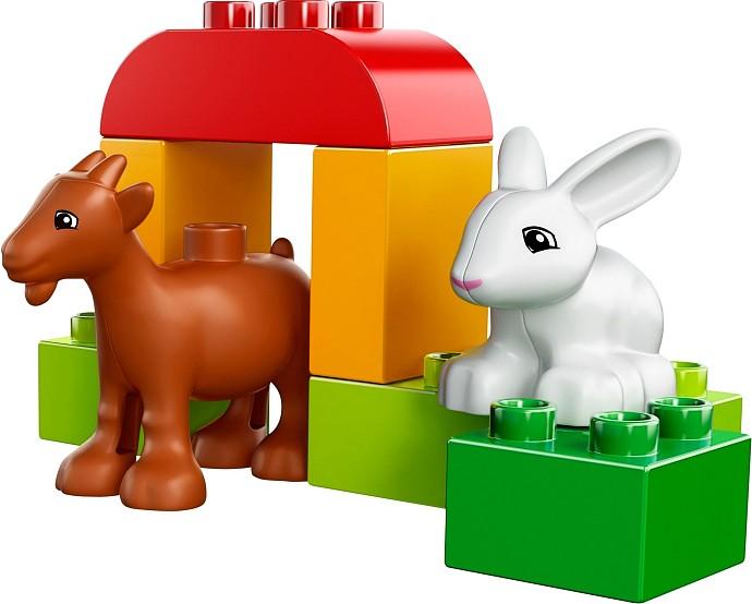 Lego 10522 Duplo Zwierzęta Na Farmie Worldtoyspl