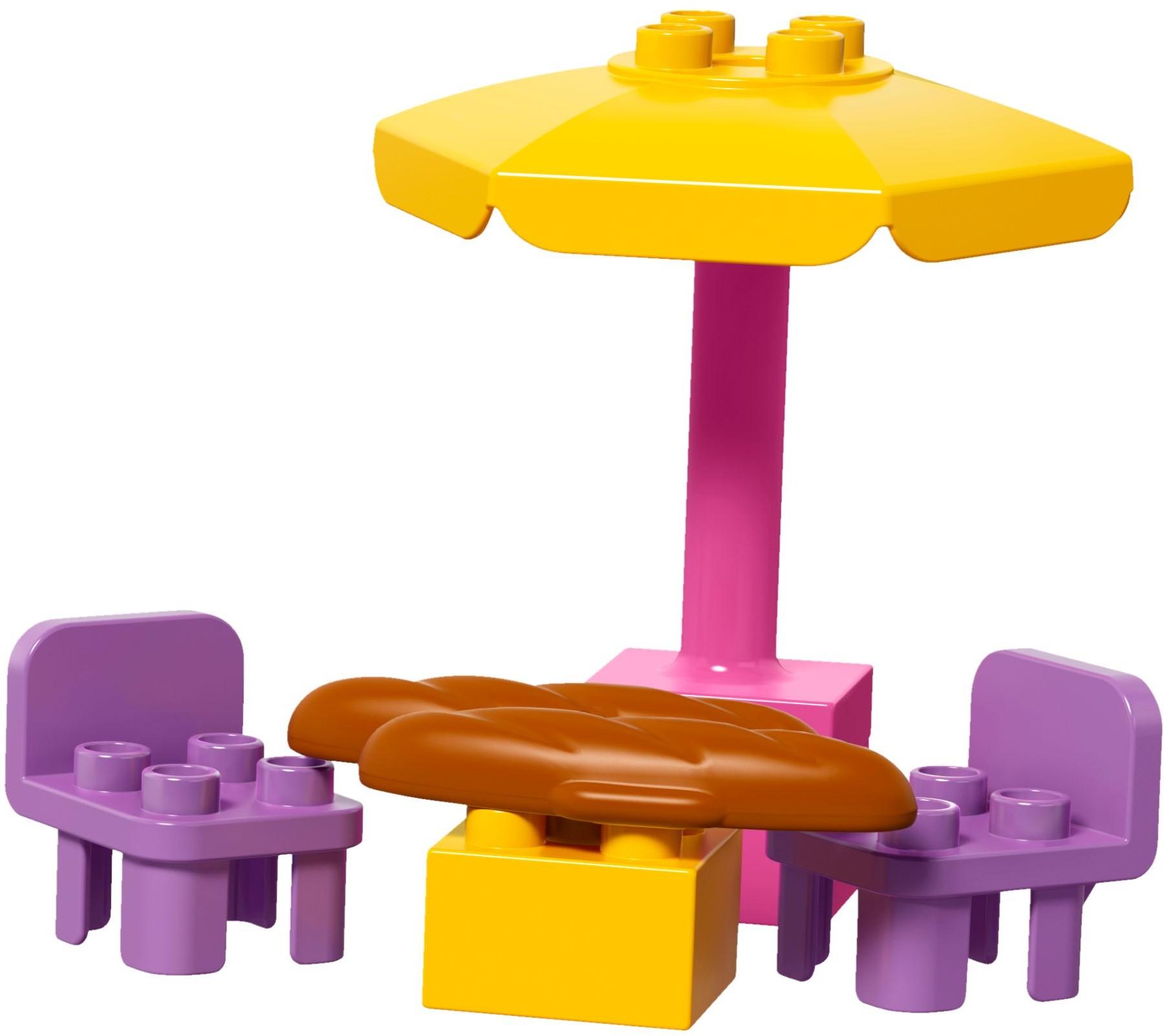 Lego 10844 Duplo Butik Minnie Worldtoyspl