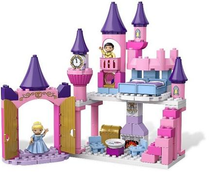 Lego 6154 Duplo Pałac Kopciuszka Worldtoyspl
