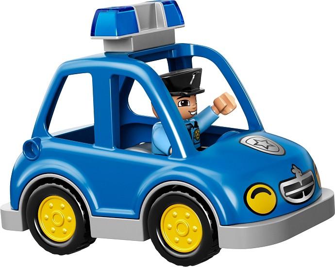 Lego 10532 Duplo Policja Wiek 2 5 Worldtoyspl