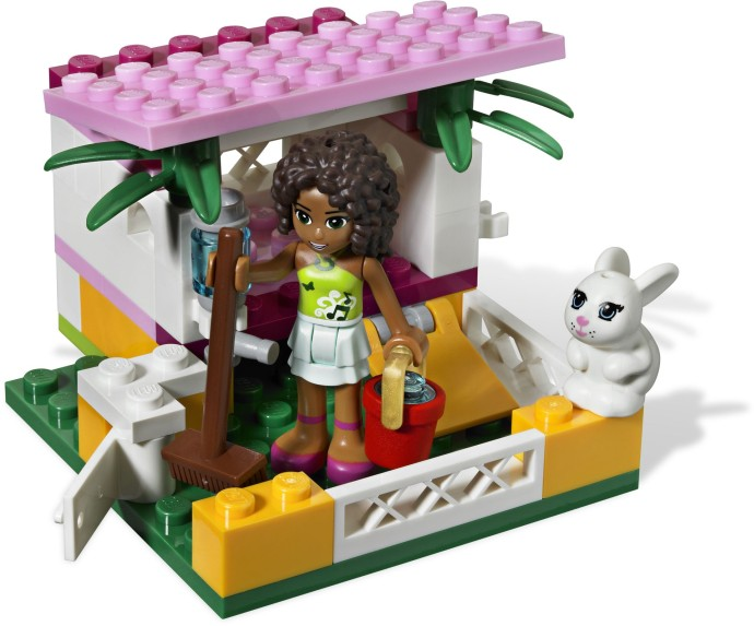 Lego 3938 Friends Domek Królika Worldtoyspl