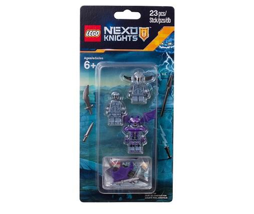 Lego 853677 Nexo Knights Zestaw Akcesoriów Kamiennych Potworów