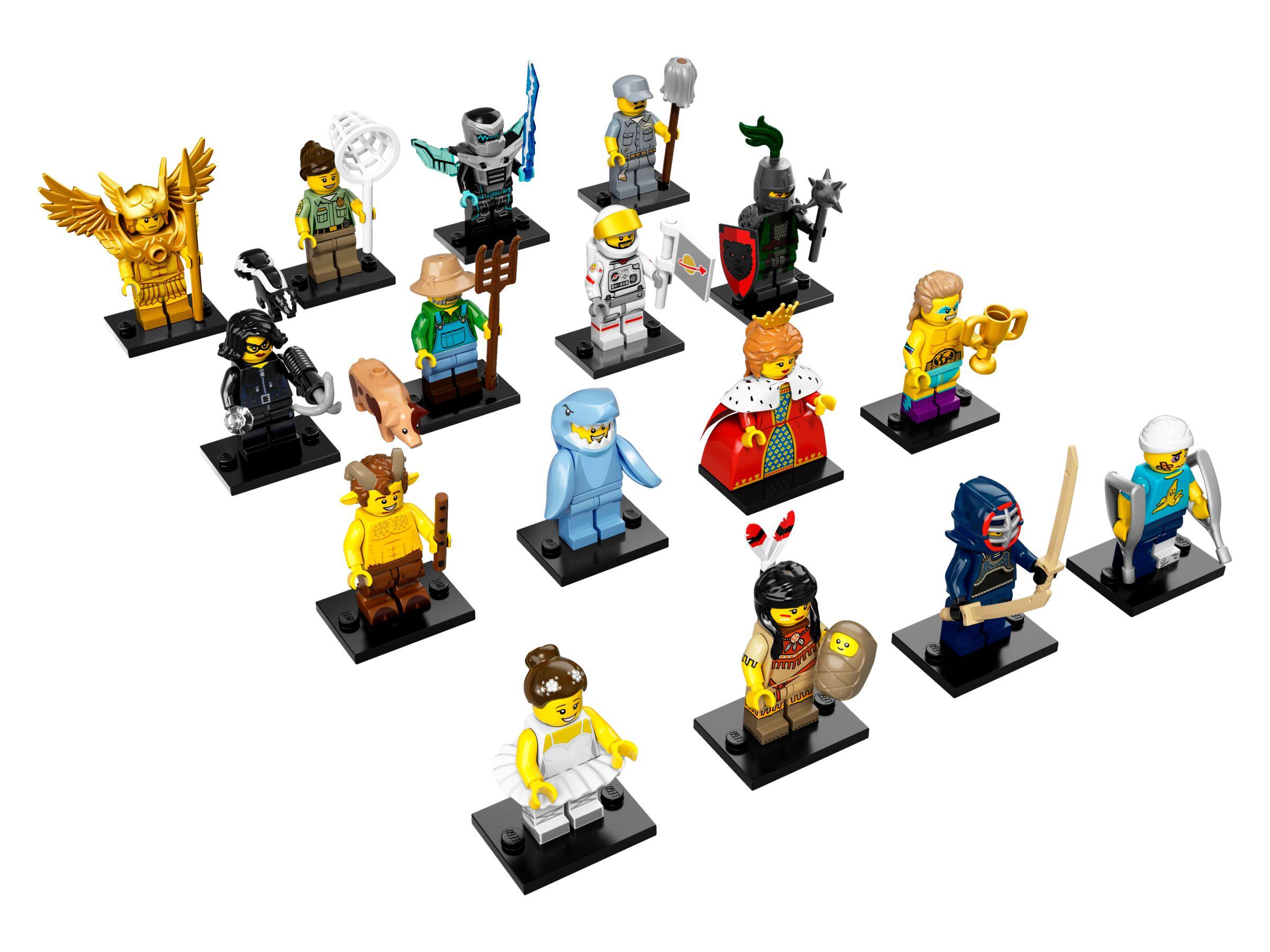Lego 71011 Minifigurki Lego Seria 15 Worldtoyspl