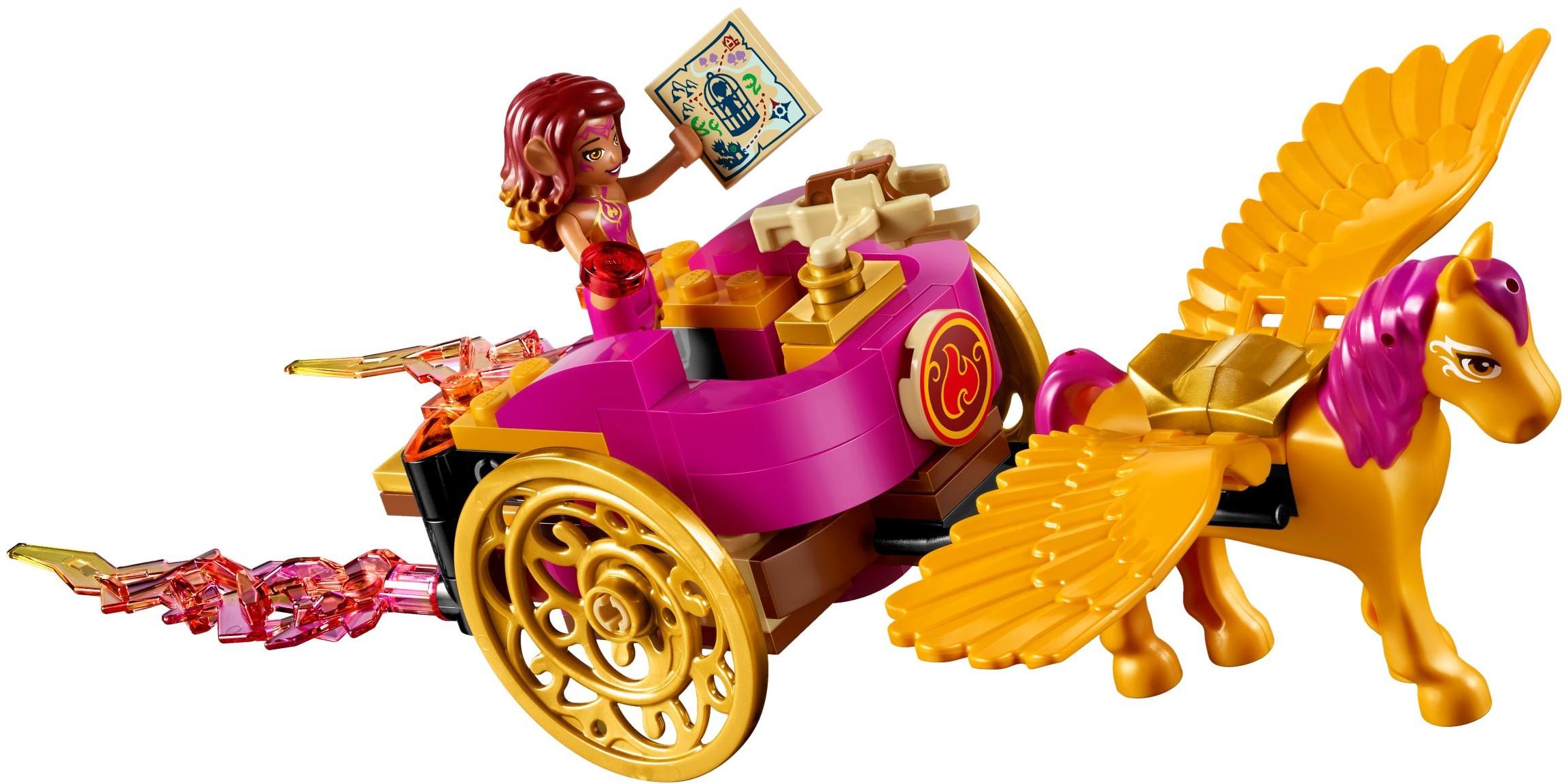 LEGO ® 41186 Azari i leśna ucieczka goblinów