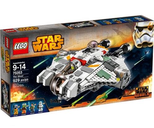 Lego 75053 Star Wars The Ghost Worldtoyspl