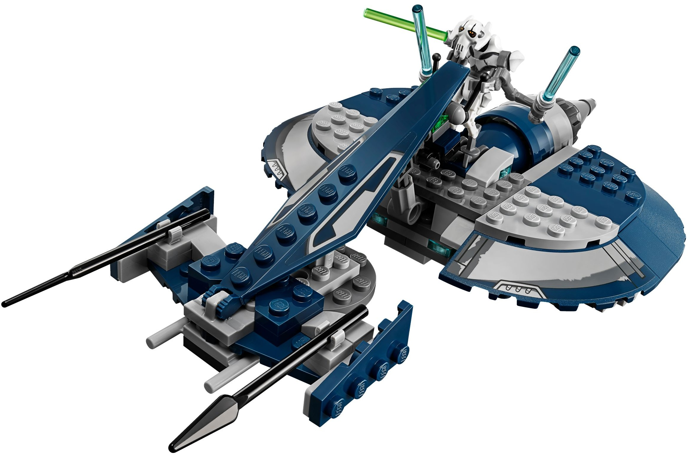 Lego 75199 Star Wars General Grievous Combat Speeder Worldtoyspl
