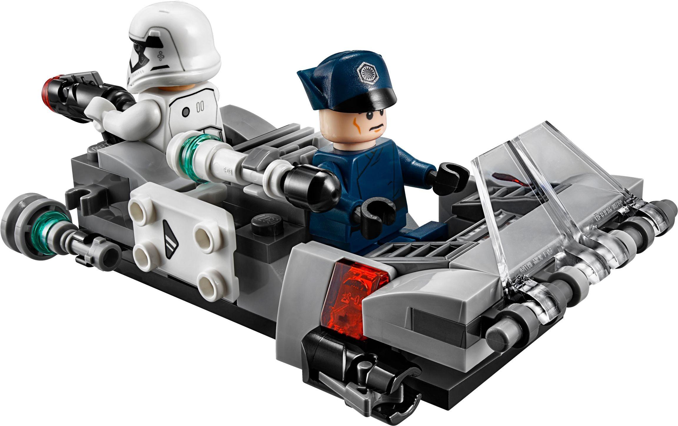 LEGO ® 75166 Śmigacz transportowy najwyższego porządku