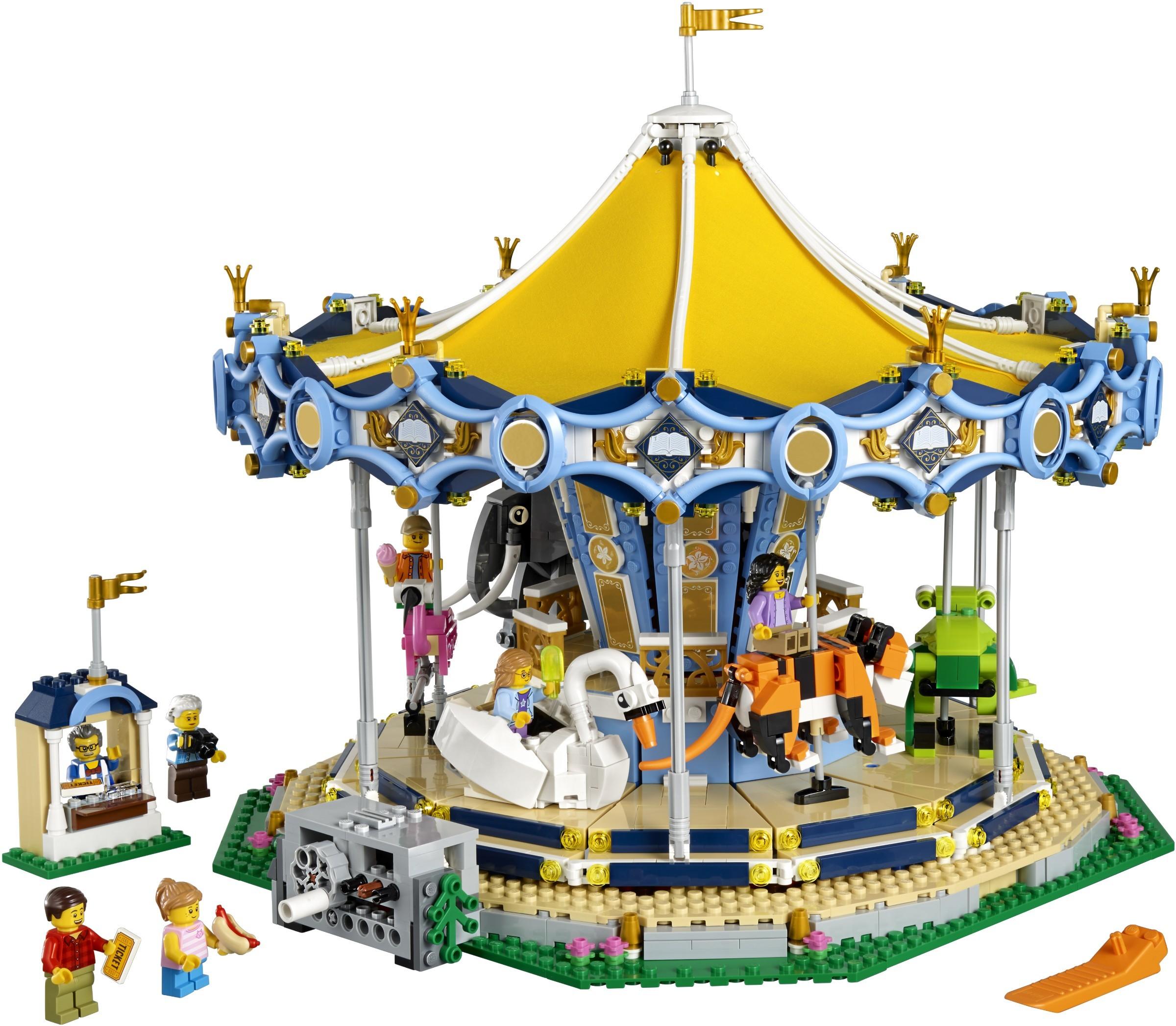 LEGO ® 10257 Creator Karuzela