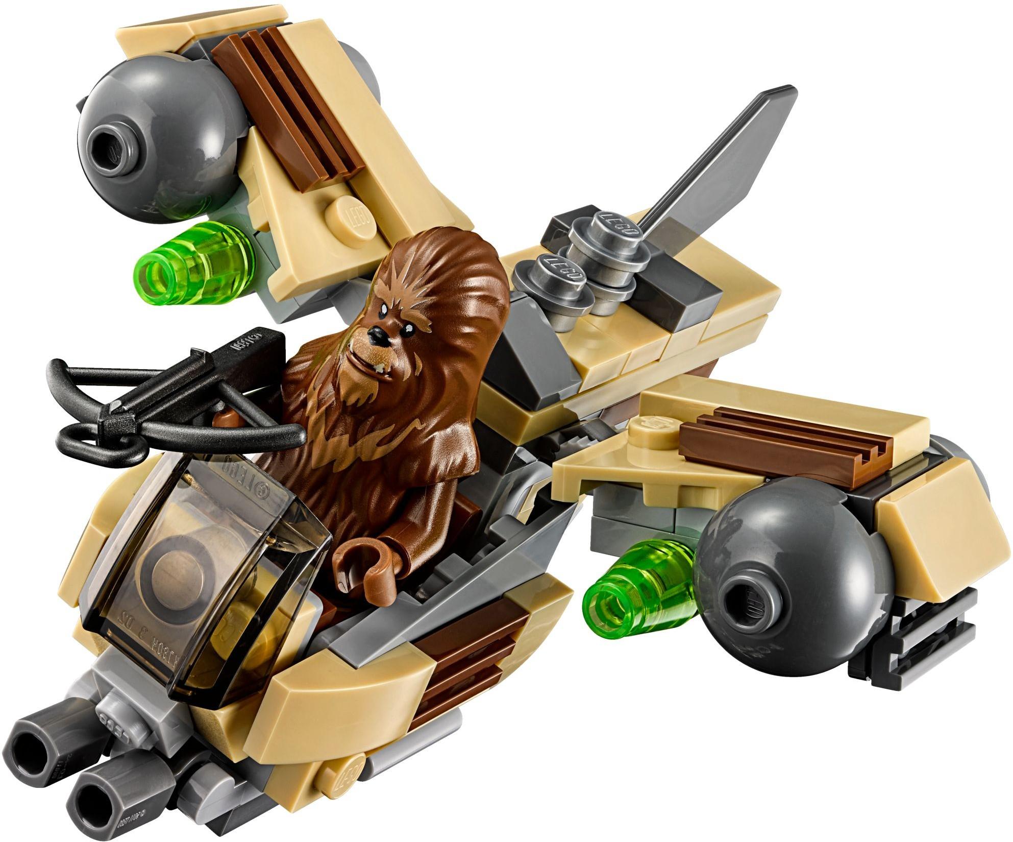 Lego 75129 Star Wars Okręt Bojowy Wookiee Worldtoyspl