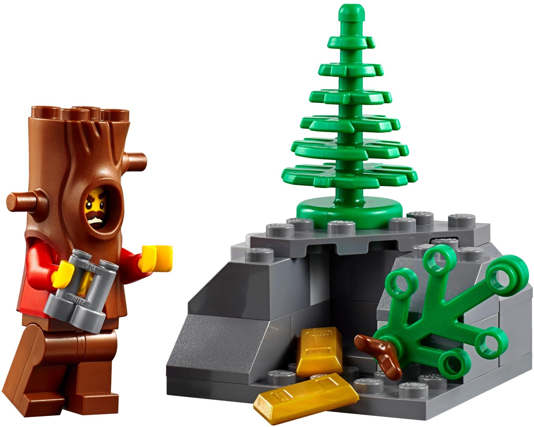 Lego 60174 Górski Posterunek Policji Worldtoyspl