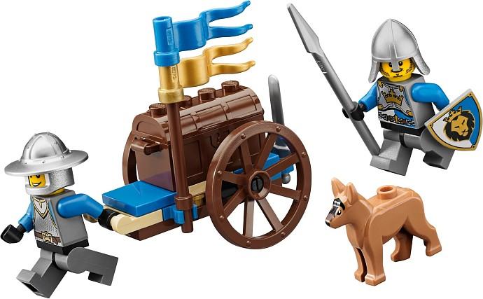 Lego 70400 Castle Zasadzka W Lesie Worldtoyspl