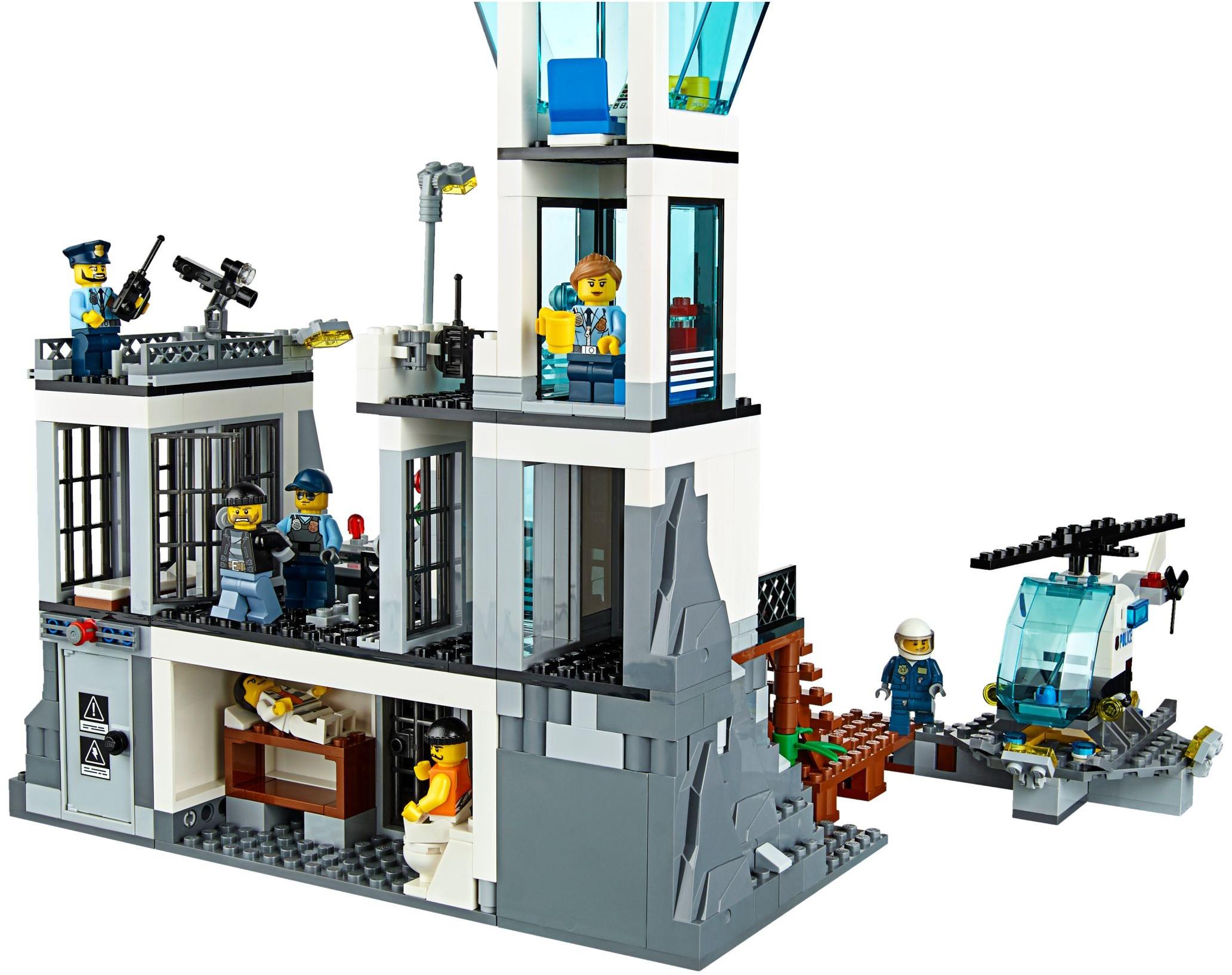 Lego 60130 City Więzienna Wyspa Worldtoyspl