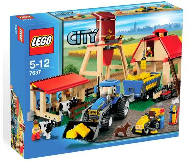 Lego City 7637 Farma Wiek 5 12 Worldtoyspl