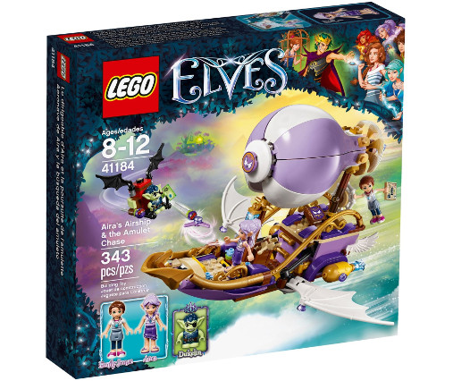 LEGO 41184 Elves Sterowiec Airy