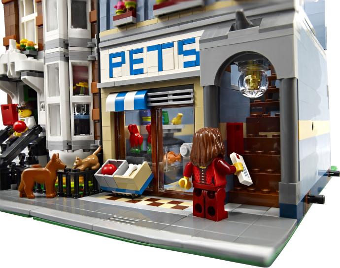 Lego 10218 Pet Shop Wiek 16 Worldtoyspl