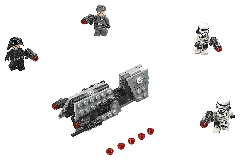 LEGO ® 75207 Star wars Imperialny patrol