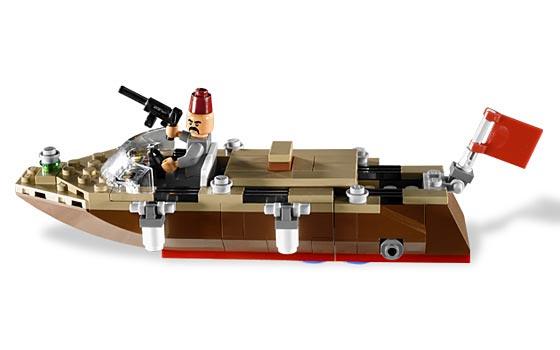 Lego Indiana Jones 7197 Pościg W Wenecji Worldtoyspl